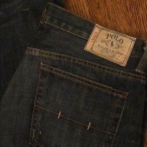 Men's polo jeans. 34x30